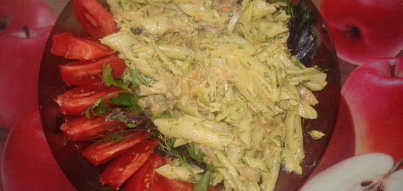 Окорочка макаронами рецепт фото