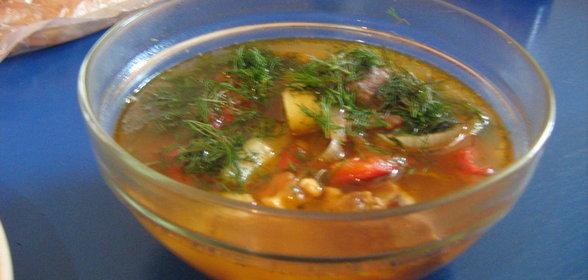 Суп шурпа пошаговый рецепт с фото