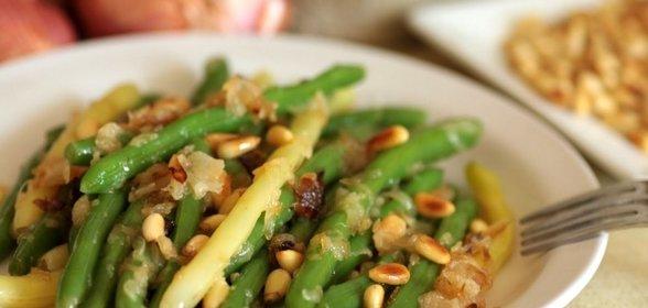 Фасоль зеленая рецепты приготовления с фото