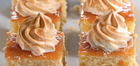 Сдобный пирог с абрикосовым вареньем рецепт