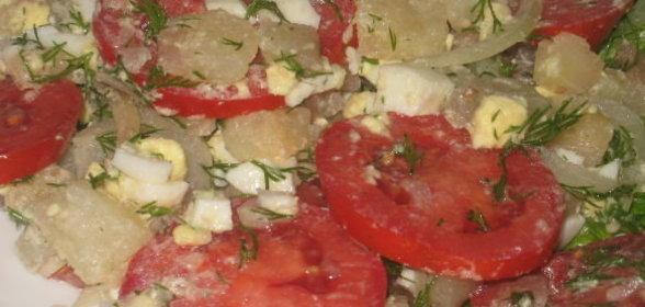 Салат синьор помидор фото