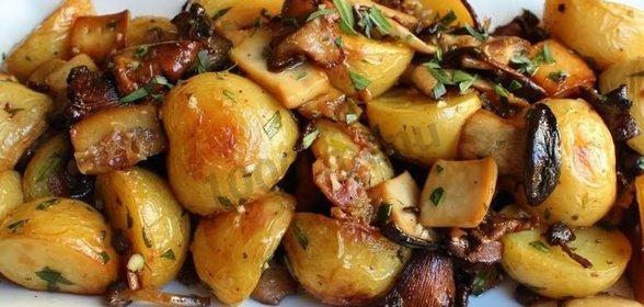 Свинина картофель духовке рецепты фото