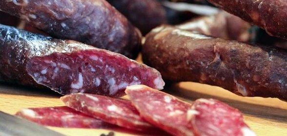 Рецепты домашней сыровяленой колбасы из свинины