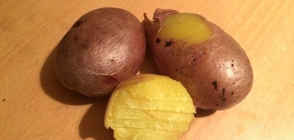 Рецепты запеченного картофеля в микроволновкеы с фото