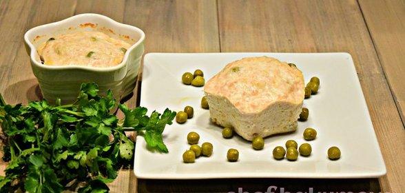 Суфле из индейки рецепт с фото