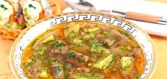 Супы с тушенкой рецепты