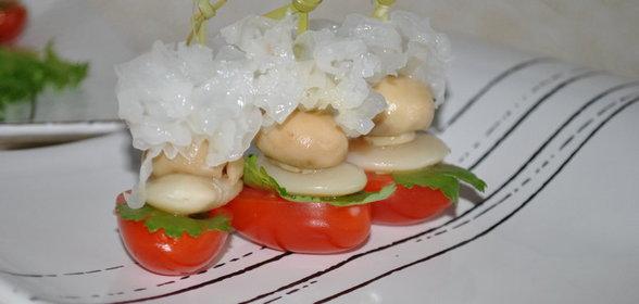 Постные холодные закуски с фото