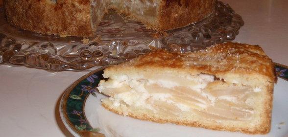 Пирог на маргарине рецепт с фото