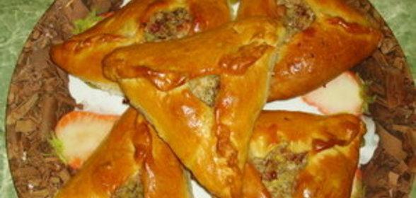 Уч почмак татарский рецепт с фото