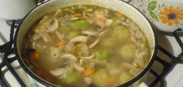 рецепт супа 9 месячного ребенка