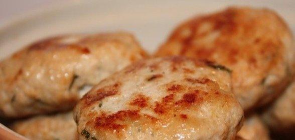Рецепт из куриного фарша детям