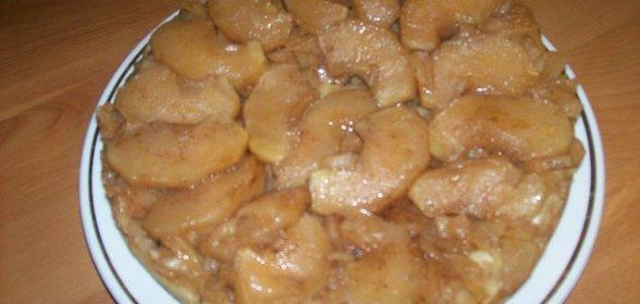 Бездрожжевой яблочный пирог рецепт фото
