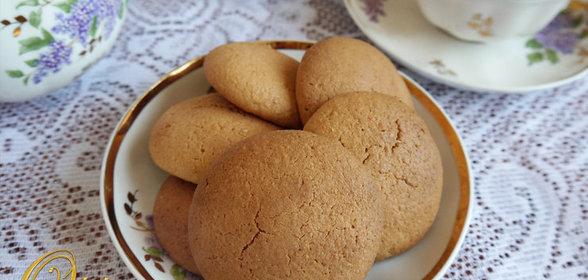 Печенье без масла рецепт с фото пошагово