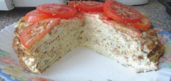 Кабачковый торт рецепт с пошагово в духовке