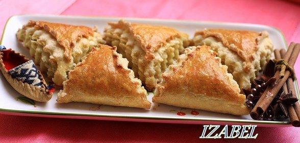 Гата с орехами пошаговый рецепт с фото