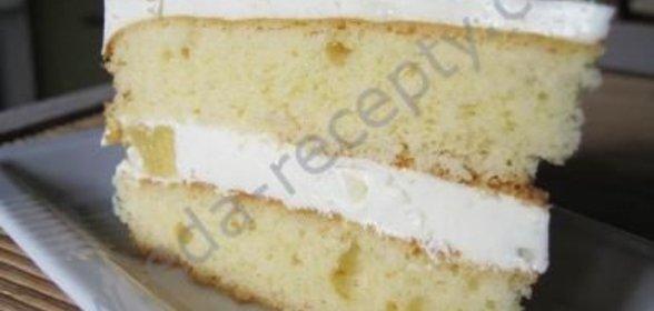 Сметанный торт со сгущенкой рецепт