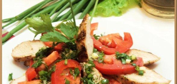 Рецепт из филе индейки с сыром