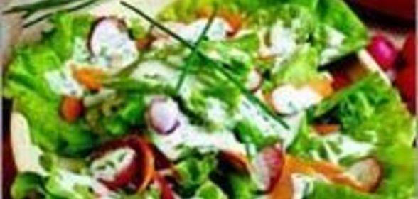 Салат витаминный рецепты с пошагово