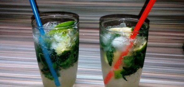 Как сделать мохито своими руками безалкогольный