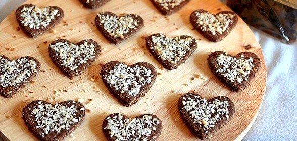 Пошаговый Несложный Рецепт Шоколадного галетного печенья (крекеры) с фото для приготовления в домашних условиях