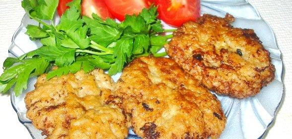 Блюда из фарша пошаговый рецепт с фото
