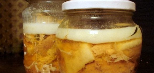 Рецепт тушёнки из гуся