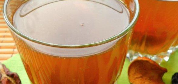 Пошаговый рецепт компота из сухофруктов с