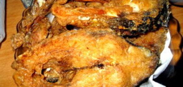 Сазан жареный рецепт с фото