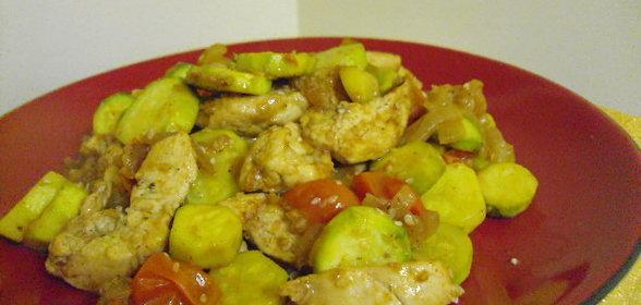 Пошаговый рецепт куриной грудки с