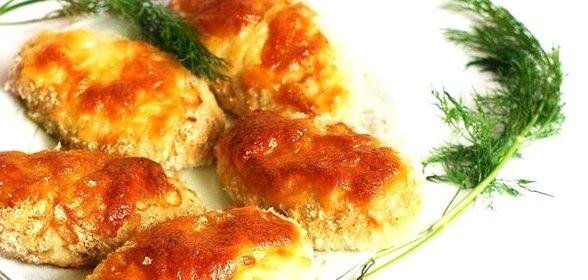 Котлеты в духовке рецепт пошагово 122