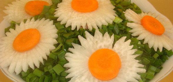 Интересные салаты к дню рожденияы с фото