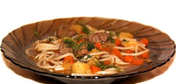 Рецепты блюд из конины пошагово