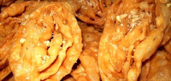 Рецепт крымской пахлавы в домашних условиях пошагово