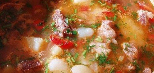 Рецепт соуса из говядины и картошки фото