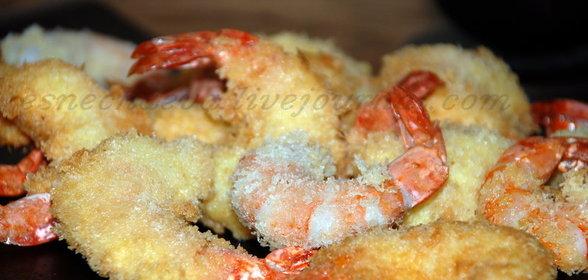 креветки темпура рецепт с фото пошагово