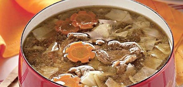 Суп из утки рецепт в домашних