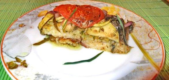 пангасиус фольге рецепт фото