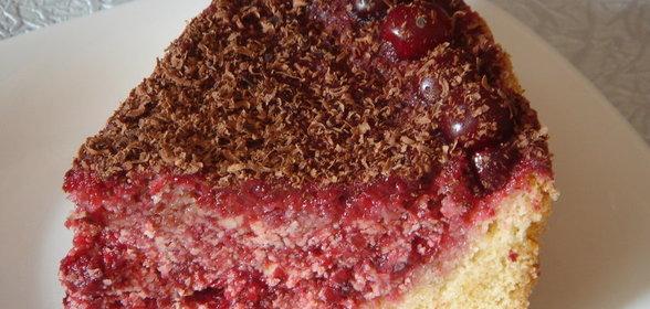 Как приготовить торт с вишней в домашних условиях 514