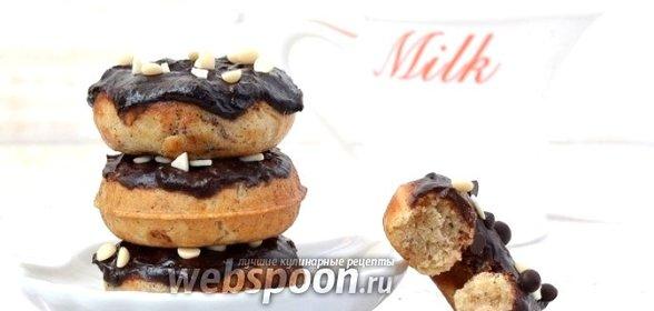 Пончики с корицей рецепт с пошагово