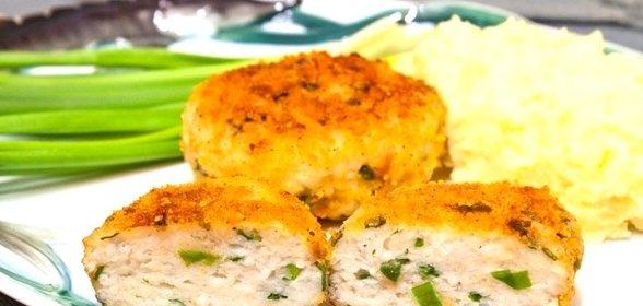 Рецепт котлеты с белой рыбы