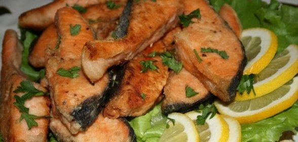 Как празднично приготовить рыбу