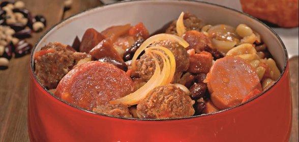 Мясное рагу рецепт пошагово