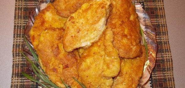 Блюда из курицы пошаговый рецепт с