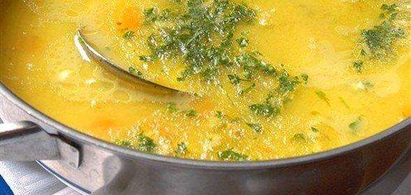 Супы из говядины пошаговый с фото