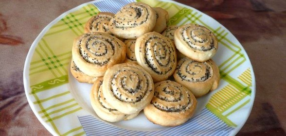 Сметанное печенье рецепт с фото