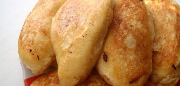 Зразы картофельные с колбасой рецепт с фото