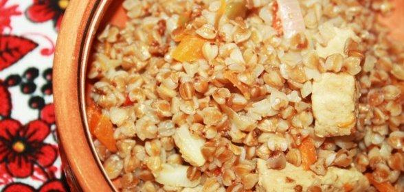 Блюда из гречки простыеы