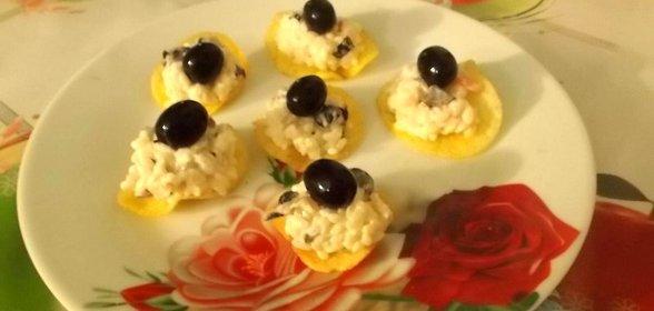 Простая вкусная закуска рецепт с пошагово