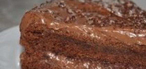 Легкий рецепт шоколадный торт рецепт с фото в домашних условиях