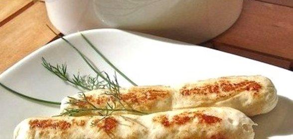 Сосиски из куриного филе рецепт с фото